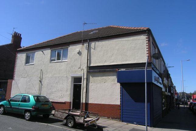 Thumbnail Flat to rent in Borough Road, Birkenhead, Wirral