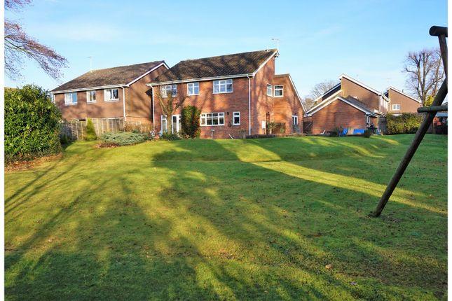 Thumbnail Detached house for sale in Allsebrook Gardens, Badsey, Evesham