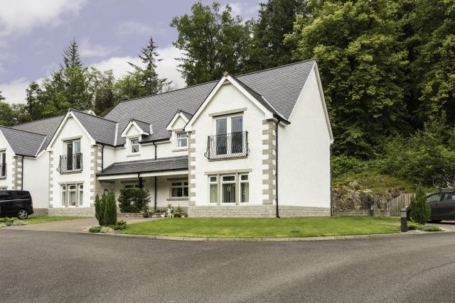Thumbnail Flat for sale in River Court, Invergarry, Inverness-Shire