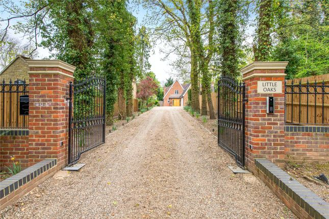 Thumbnail Detached house for sale in Lye Lane, Bricket Wood, St. Albans, Hertfordshire