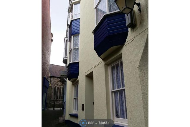 Thumbnail Terraced house to rent in Crackwell Lane, Tenby