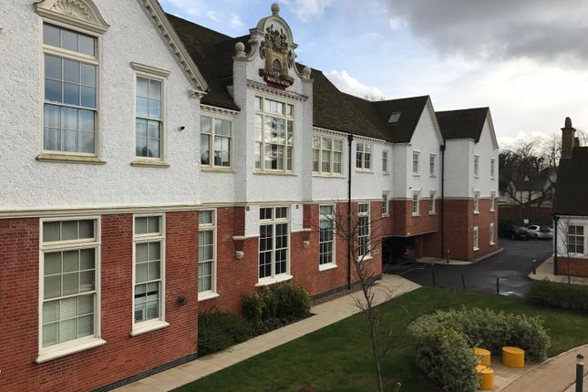 Thumbnail Flat to rent in Old School Lane, Old School Close, Redhill