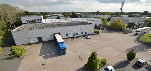 Thumbnail Commercial property for sale in Unit 23 Kingsland Grange, Warrington, Cheshire