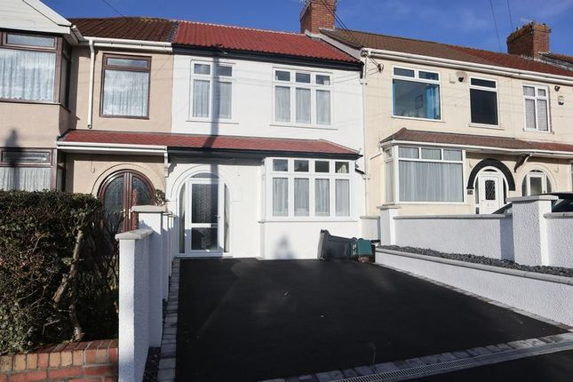 Thumbnail Terraced house to rent in Novers Road, Knowle, Bristol