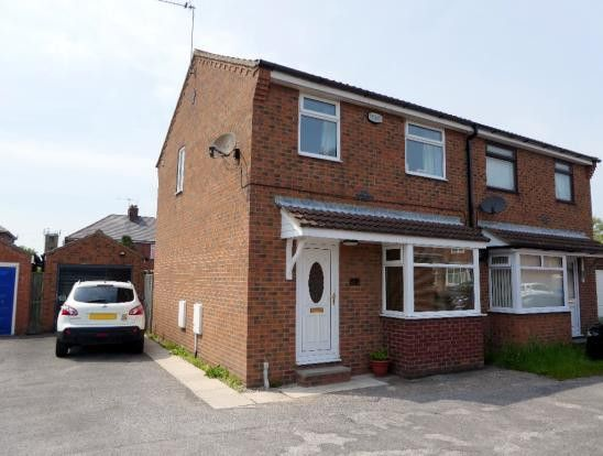 Thumbnail Semi-detached house to rent in Eldon Drive, Preston, Hull, East Riding Of Yorkshire