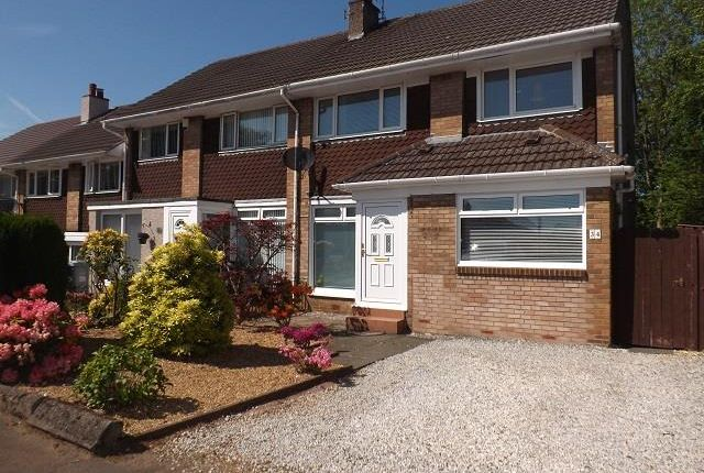 3 bed end terrace house to rent in Rosefield Gardens, Uddingston, Glasgow