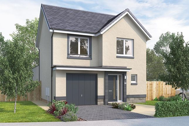 "Thumbnail Detached house for sale in ""The Newton"" at Brora Crescent, Hamilton"
