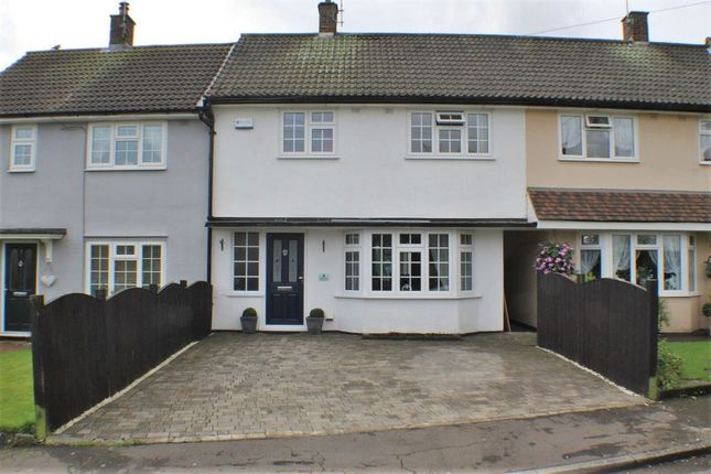 Thumbnail Terraced house for sale in Wingfield Close, Brentwood