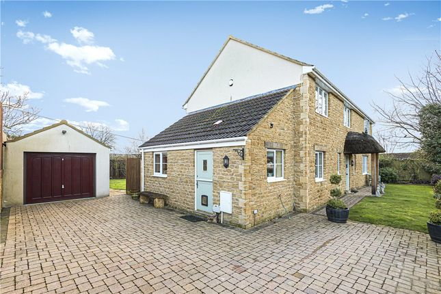 Thumbnail Detached house for sale in Shells Lane, Shepton Beauchamp, Ilminster, Somerset