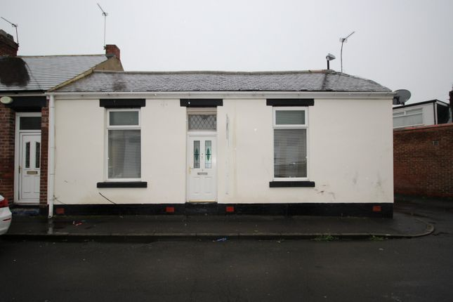 Thumbnail End terrace house for sale in Garnet Street, Sunderland, Tyne And Wear