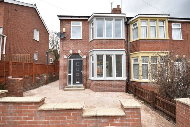 3 bed semi-detached house to rent in Fordway Avenue, Blackpool FY3
