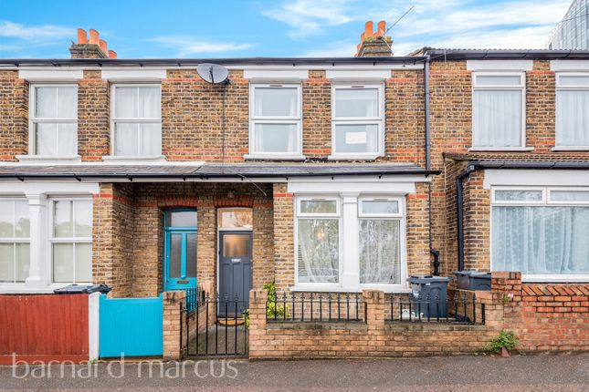 Thumbnail Terraced house for sale in Layton Road, Brentford