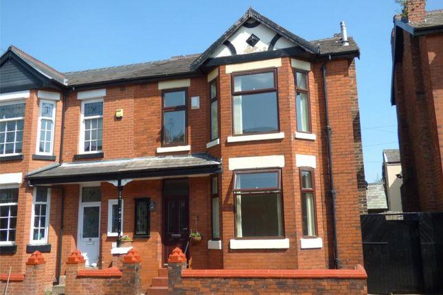 Thumbnail Semi-detached house for sale in Nettleton Grove, Blackley, Manchester