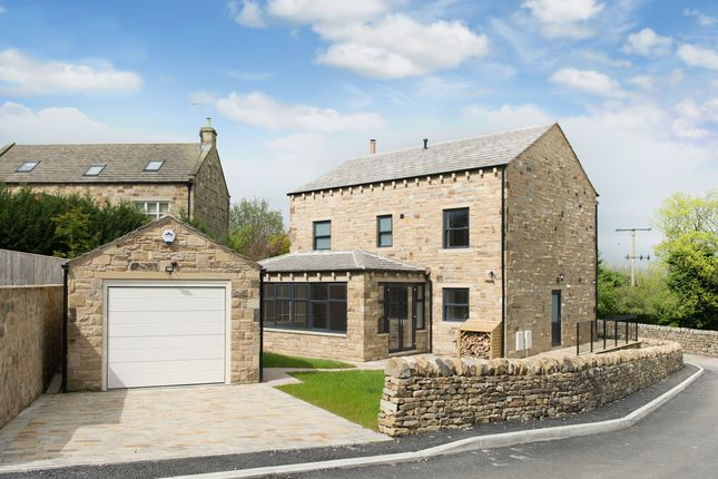 Thumbnail Detached house for sale in Silverdale Close, Darley, Harrogate