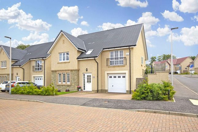 Thumbnail Detached house for sale in 2 Kings View Crescent, Ratho