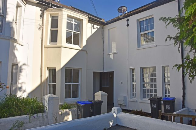 Thumbnail Terraced house to rent in Stanhope Road, Worthing