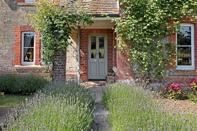 Thumbnail Detached house to rent in Fontmell Parva, Blandford Forum