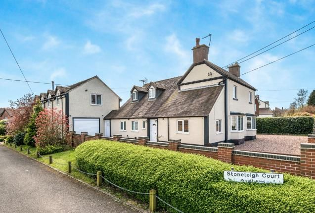 Thumbnail Detached house for sale in Hyde Lea, Stafford, Staffordshire