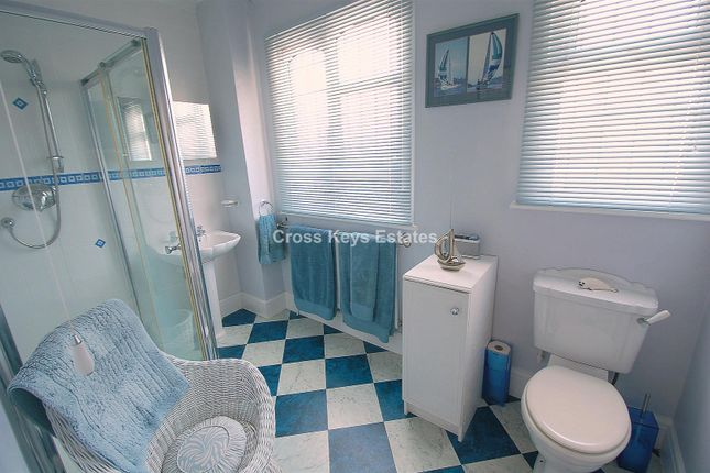 Shower Room of Somerset Place, Stoke, Plymouth PL3