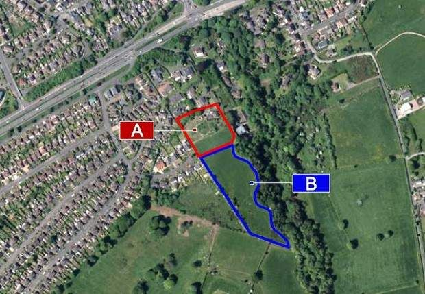 Thumbnail Land to let in Upper Knockbreda Road, Belfast, County Antrim