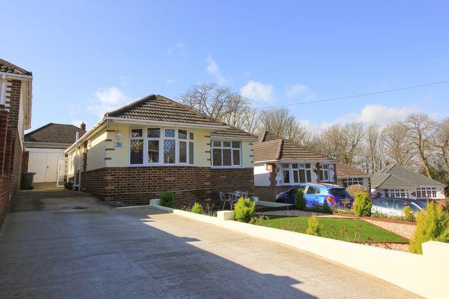 Thumbnail Detached bungalow for sale in Mersham Gardens, Southampton