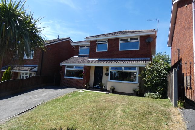 Thumbnail Detached house for sale in Barford Close, Upholland, Skelmersdale