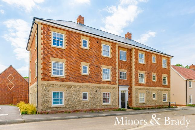 2 bed flat for sale in Eccles Way, Holt NR25