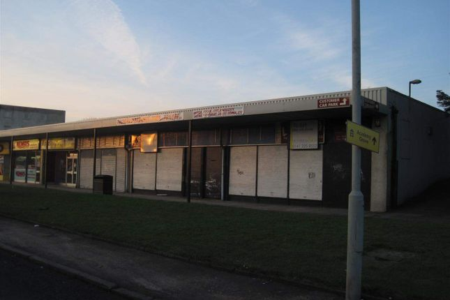 Thumbnail Retail premises to let in 41 - 43 Glasgow Road Hardgate, Clydebank