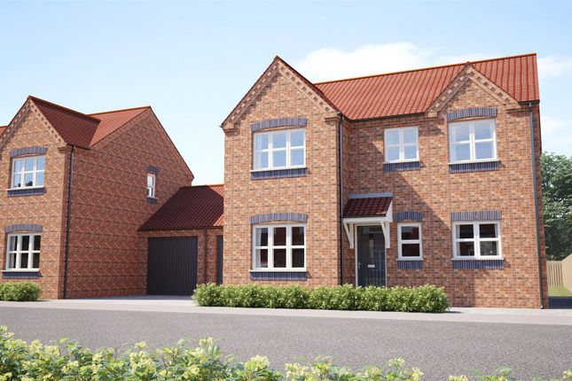Thumbnail Detached house for sale in Victoria Street, Brimington, Chesterfield