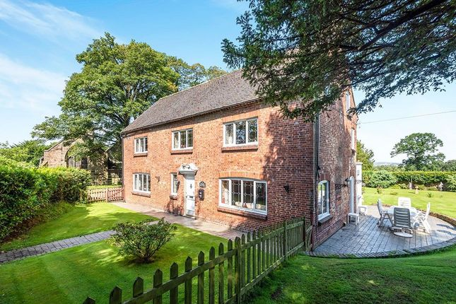 Thumbnail Detached house for sale in Queen Marys Drive, Barlaston, Stoke-On-Trent