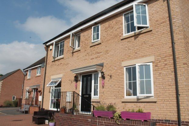 Thumbnail Detached house to rent in Bideford Close, Nottingham