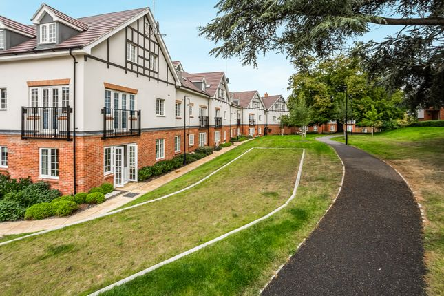 Thumbnail Flat to rent in Ranulf Court, Grange Road, Chalfont St. Peter