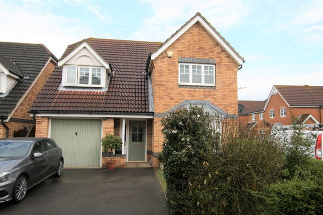 Thumbnail Detached house to rent in Emperor Way, Ashford, Kent