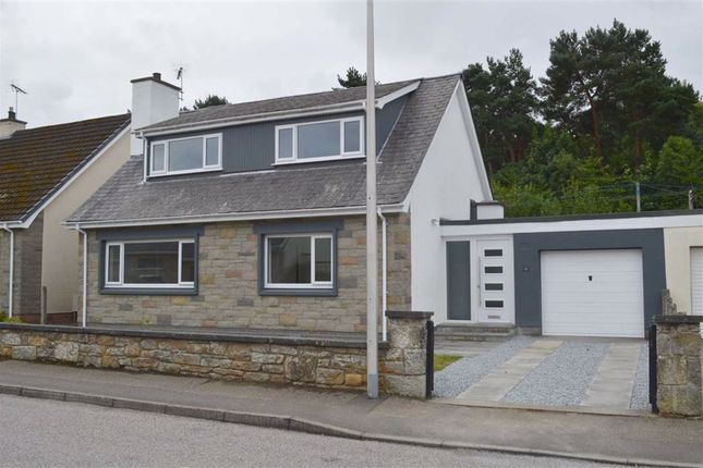 Thumbnail Detached house for sale in Wiseman Road, Elgin