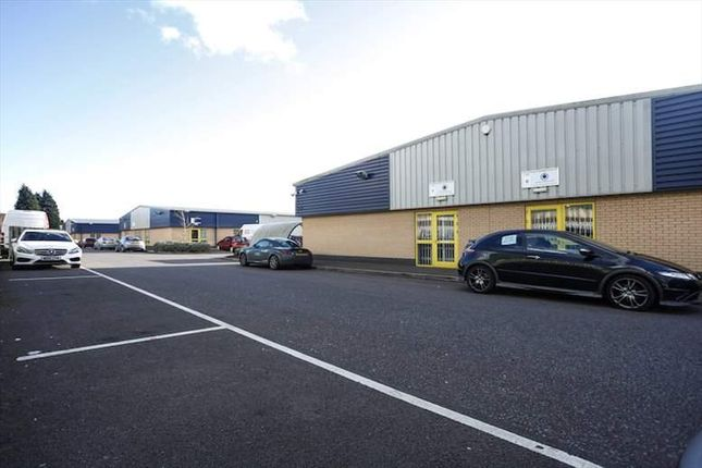 Hawthorns Industrial Estate, Middlemore Road, Handsworth, Birmingham B21