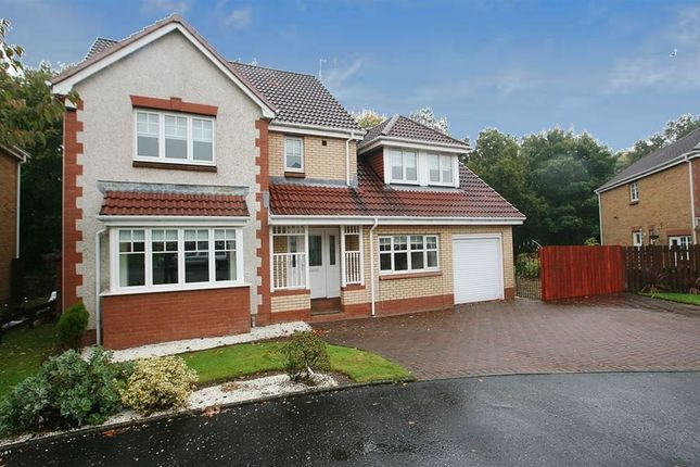 Thumbnail Detached house to rent in Fernlea, Bearsden