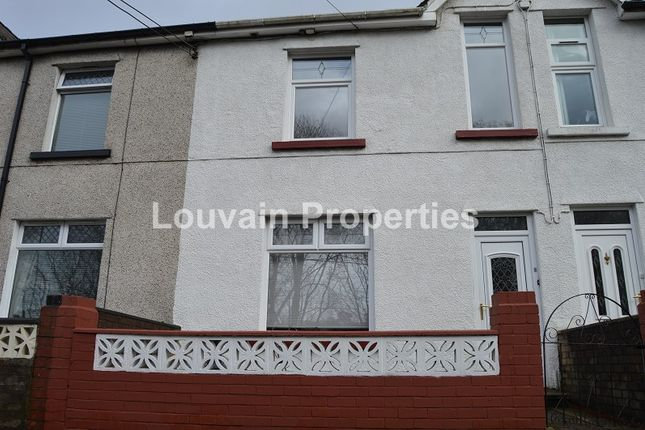 Thumbnail Property to rent in Gibbons Villas, Ebbw Vale, Blaenau Gwent.