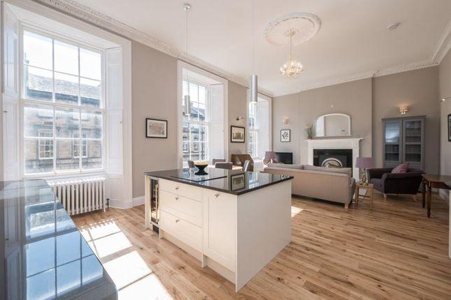 Thumbnail Flat to rent in Northumberland Street, New Town, Edinburgh