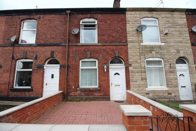 Thumbnail Terraced house for sale in Chesham Road, Bury