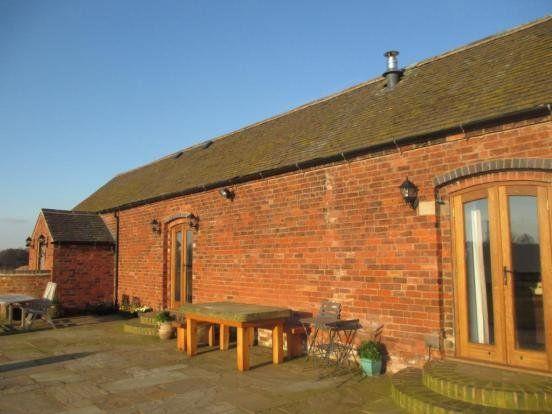Thumbnail Barn conversion to rent in Green Barns Farm, Green Barns Lane, Little Hay, Lichfield