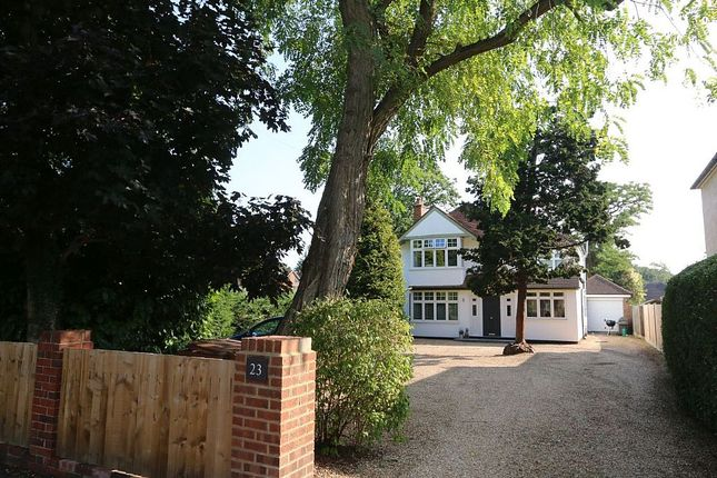 Thumbnail Detached house for sale in 23, Canterbury Road, Farnborough, Hampshire