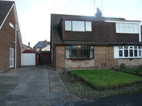 Thumbnail Semi-detached house for sale in Allestree Close, Alvaston, Derby, Derbyshire