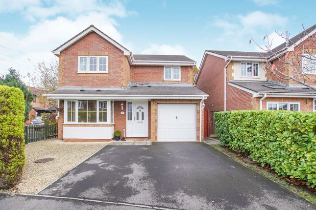 Thumbnail Detached house for sale in Lower Moor Road, Yate, Bristol