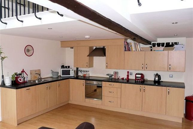 Thumbnail Flat to rent in The Tannery, Lawrence Street, York