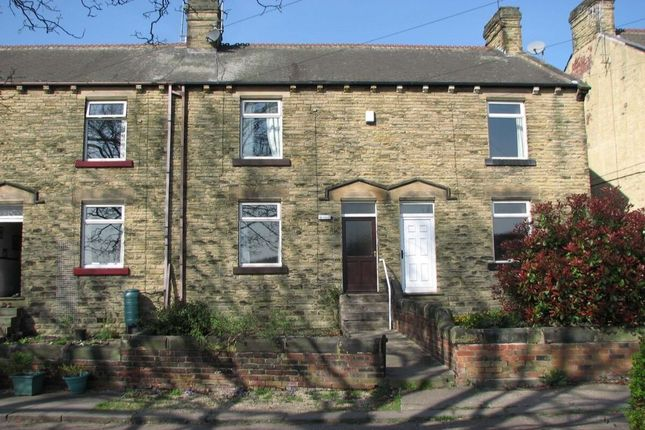 Thumbnail Terraced house to rent in Belmont Avenue, Chapeltown, Sheffield