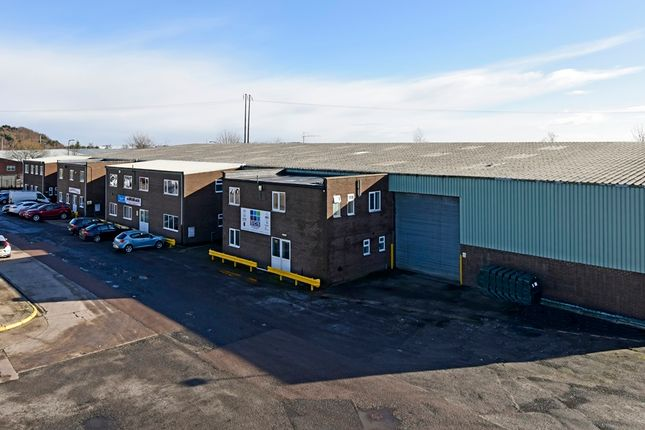Thumbnail Industrial to let in Fallbank Industrial Estate, Barnsley