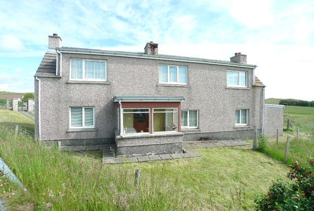 4 bed detached house for sale in Heather Cottage, Leurbost, Lochs, Isle Of Lewis HS2