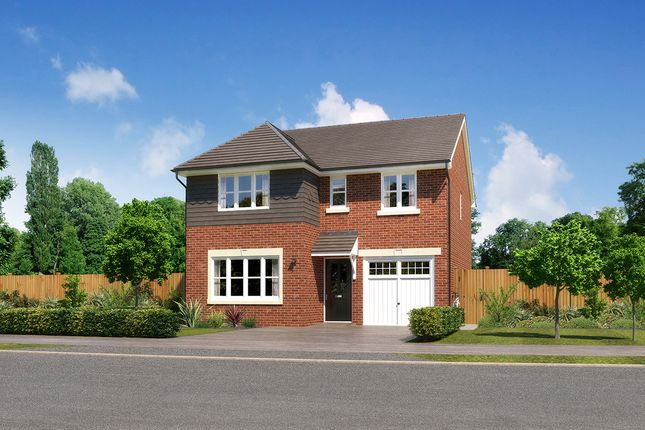 "4 bedroom detached house for sale in ""Dukeswood"" at Moorfields, Willaston, Nantwich"