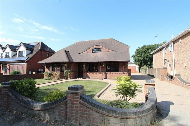 Thumbnail Detached house for sale in Canewdon View Road, Ashingdon, Essex