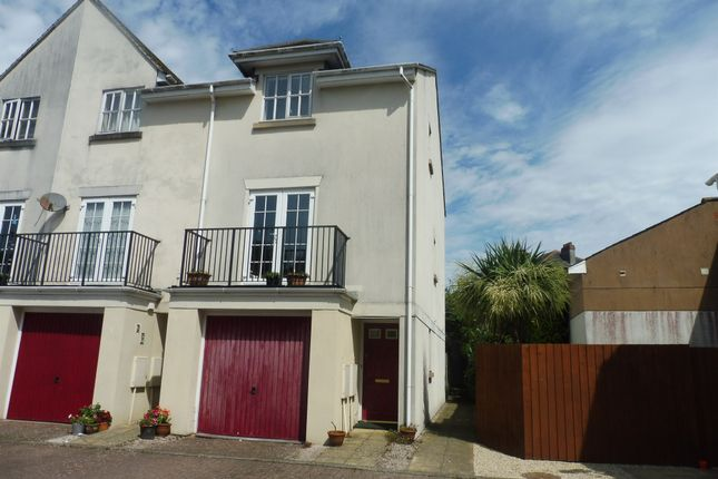 Thumbnail End terrace house for sale in Bronshill Mews, Torquay